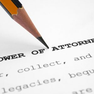 Power of Attorney Alberta