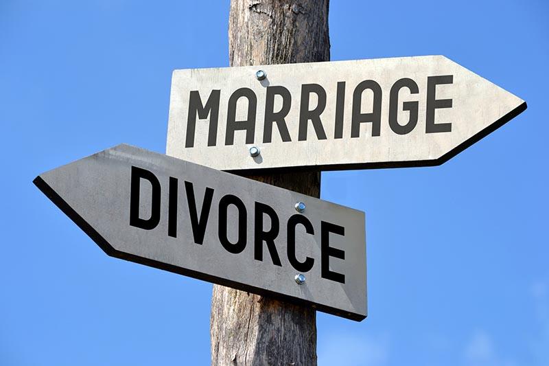 Top Five Reasons for Divorce in Alberta