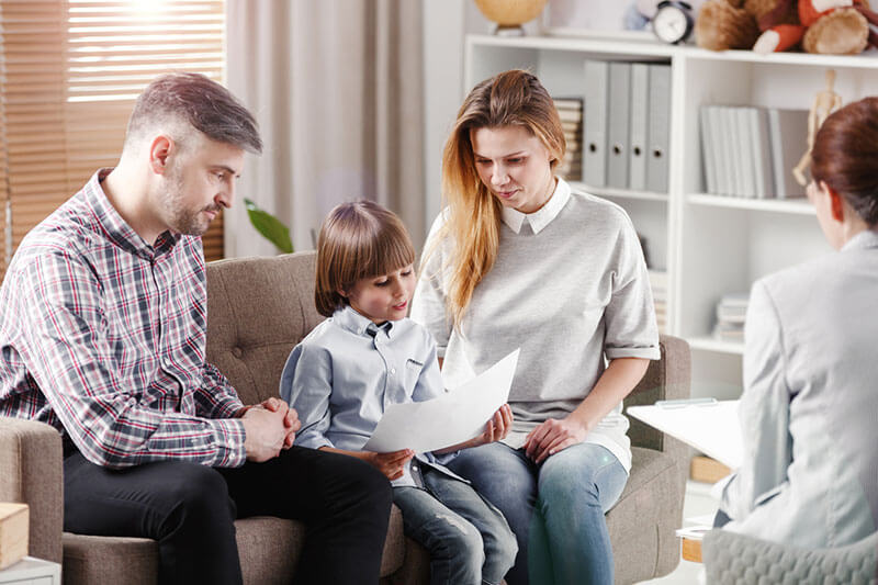 When is family mediation a good option?
