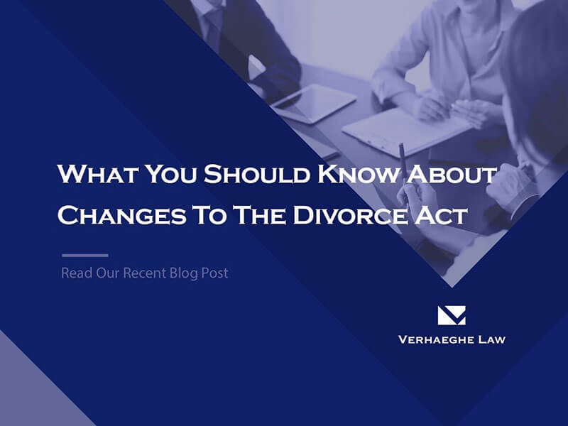 What you should know about changes to the Divorce Act