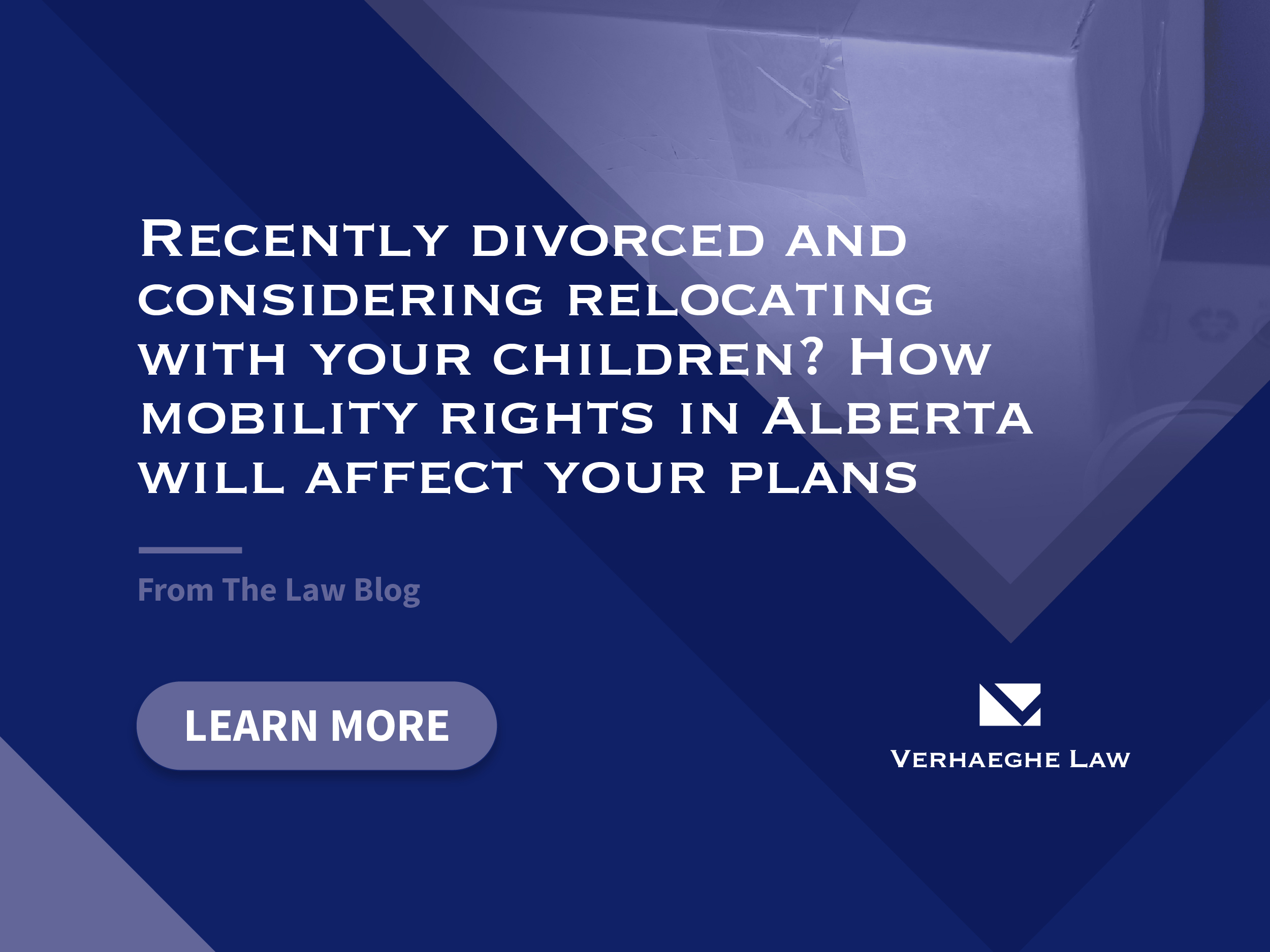 Recently Divorced and Considering Relocating With Your Children? How Mobility Rights In Alberta Will Affect Your Plans