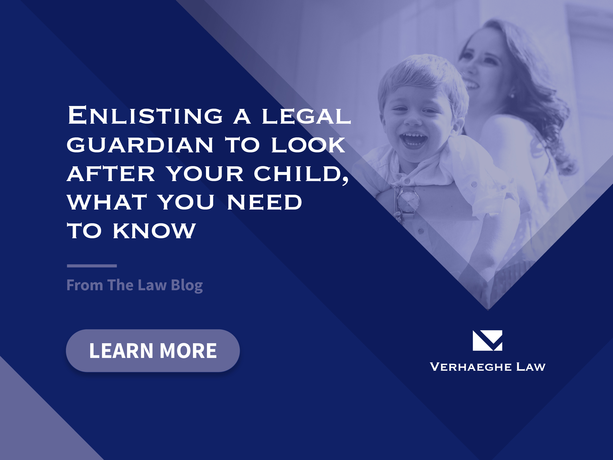 Enlisting a legal guardian to look after your child: what you need to know