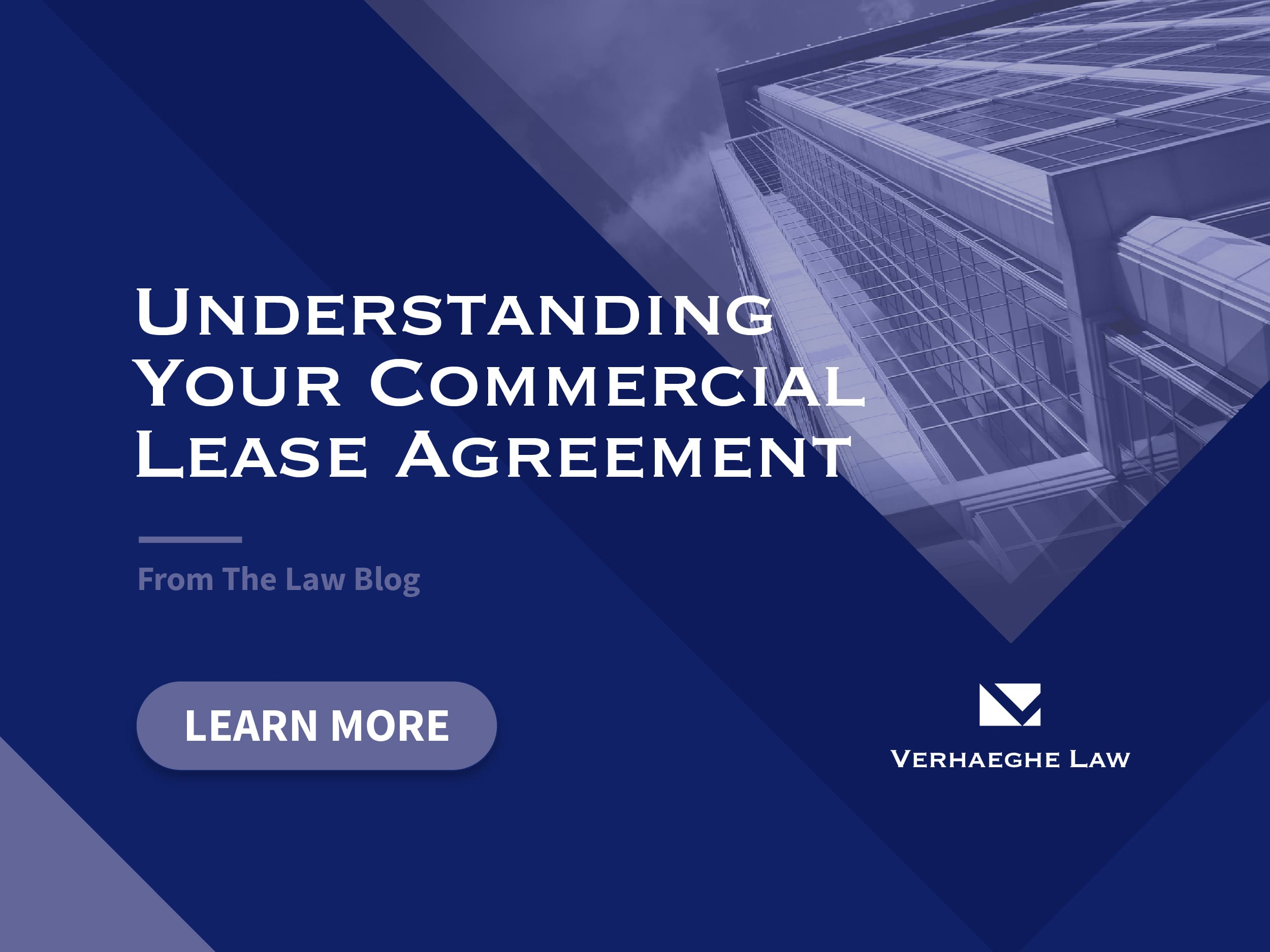 Understanding Your Commercial Lease Agreement