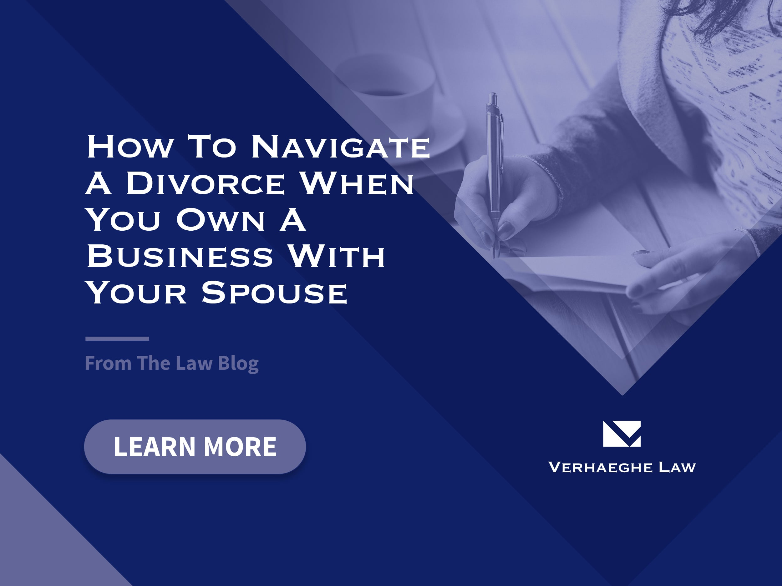 How to navigate a divorce when you own a business with your spouse
